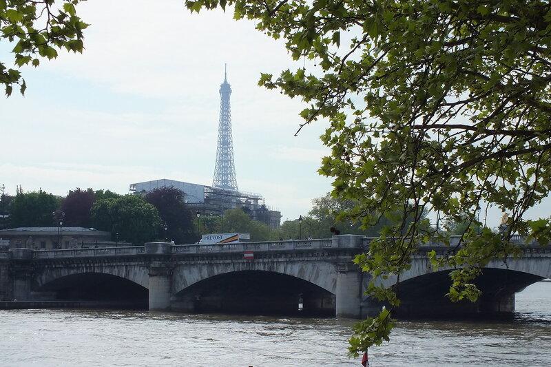 Обзорный о Париже 1-3 часть