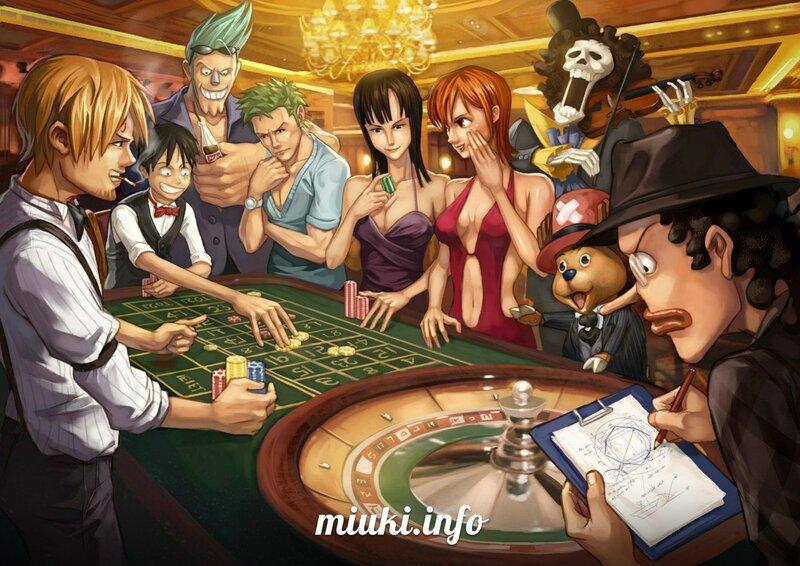 Рулетка и легализация казино в Японии