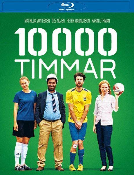 10000 ����� / 10 000 timmar (2014/BDRip 720p/HDRip)