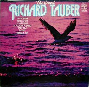 Richard Tauber – The Great Richard Tauber (1973) [Music For Pleasure, MFP 50333]