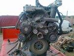 Двигатель D2066LF38 10.5 л, 350 л/с на MAN