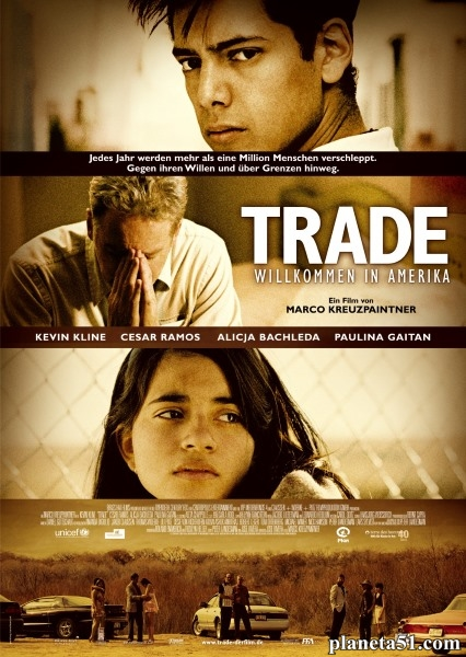 Рабство / Trade (2007/WEB-DLRip)