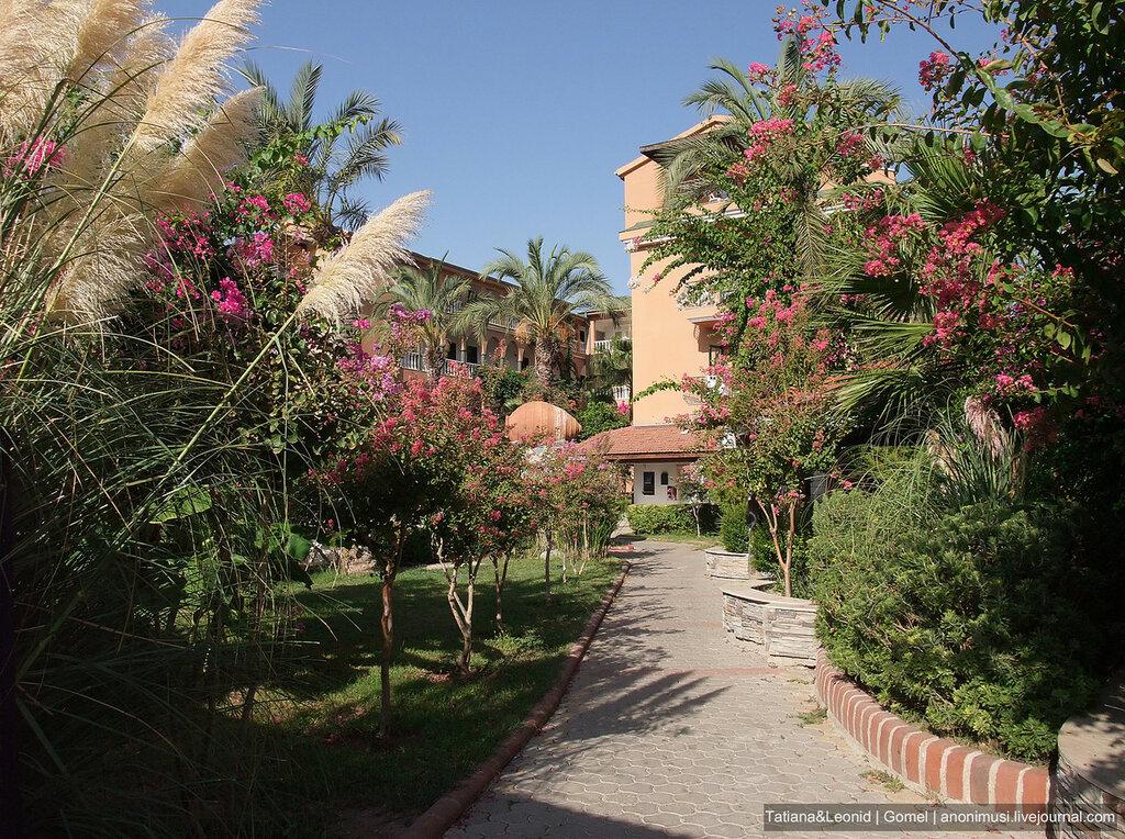 Поселок Кириш. Турция