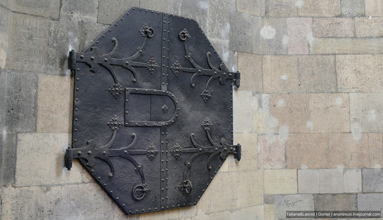 Южная башня собора Святого Cтефана. Вена