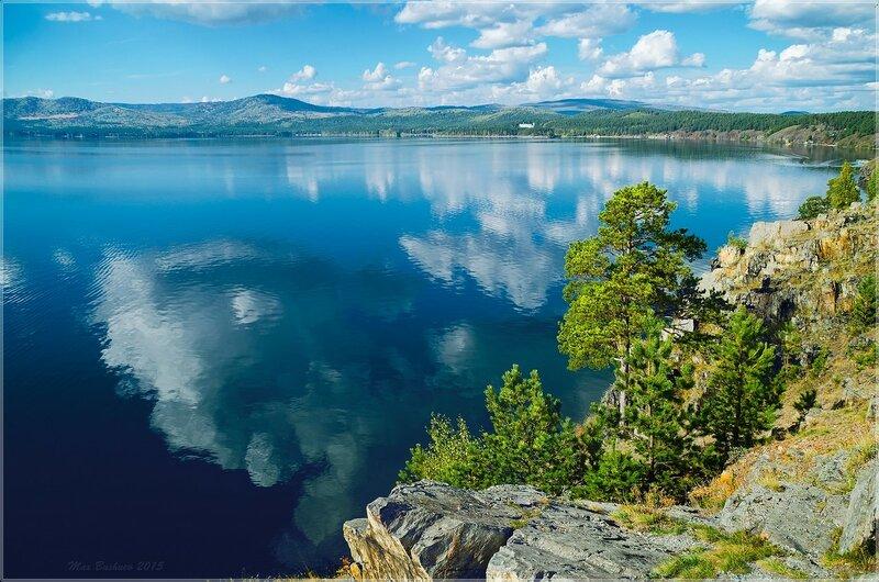 Озеро Тургояк, Крутики.