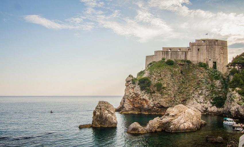 Свадьба Дейенерис иДрого— Лазурное окно, остров Гозо, Мальта
