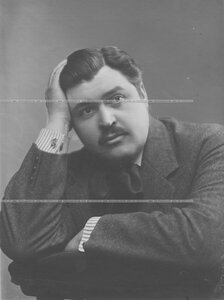 Тарский Александр Иосифович - потомственный дворянин, артист театра А.С. Суворина.