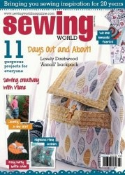 Журнал Sewing World Issue 228