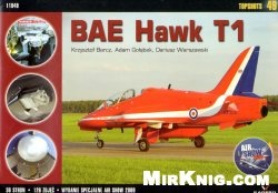 Книга BAE Hawk T1 (Kagero Topshots 49)