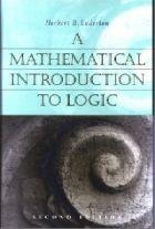 Книга A Mathematical Introduction To Logic
