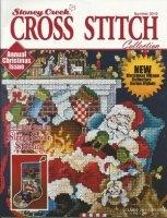 Журнал Cross Stitch Collection Stoney Creek Summer 2012 jpg 65Мб