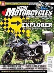 Журнал Inside Motorcycles №7-8 2012