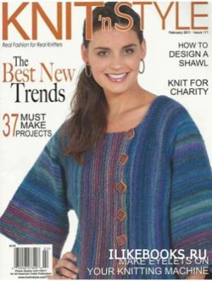Журнал KnitN Style №171 2011