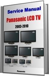 Книга Panasonic LCD TV. Схемы и сервис - мануалы  (2003-2010)