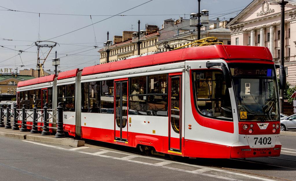 новые трамваи - сколько