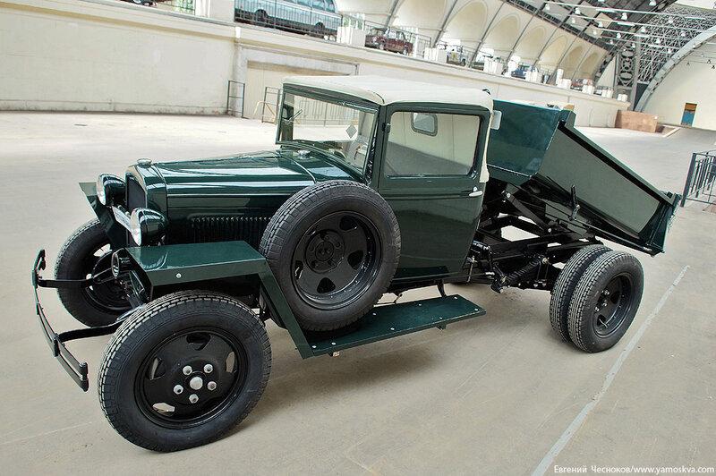 ВДНХ. Автопром. ГАЗ 410. 1936 1946. 01.08.14.01..jpg