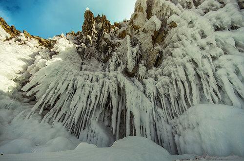 Лёд Харгоя
