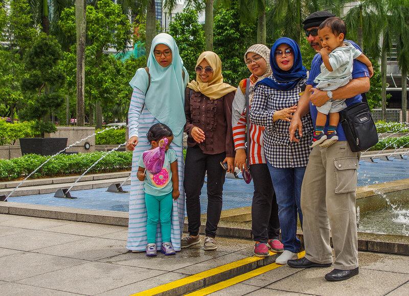 Люди Лумпура