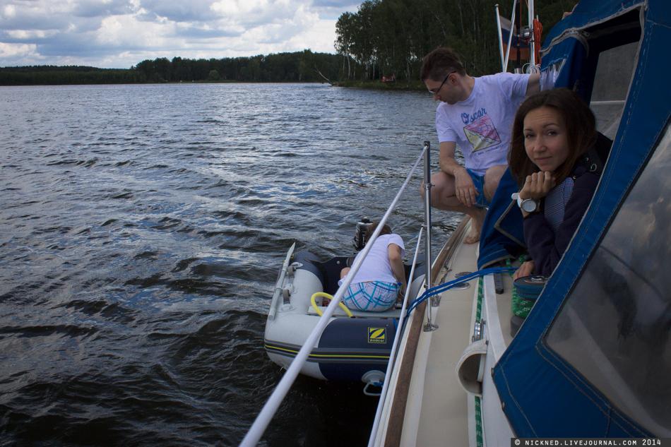 надо ли регистрировать надувную лодку с мотором