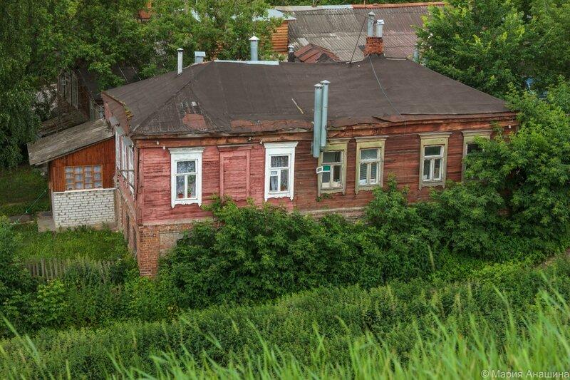 Старинный дом, Рязань