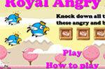 Королевские Злобные Птички