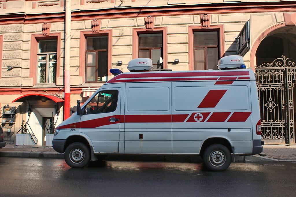 Санкт-Петербург, ул. Ак. Лебедева, 14.07.2015.