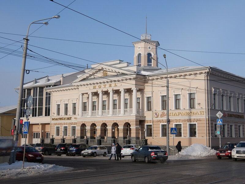 Томск - Отель Магистрат