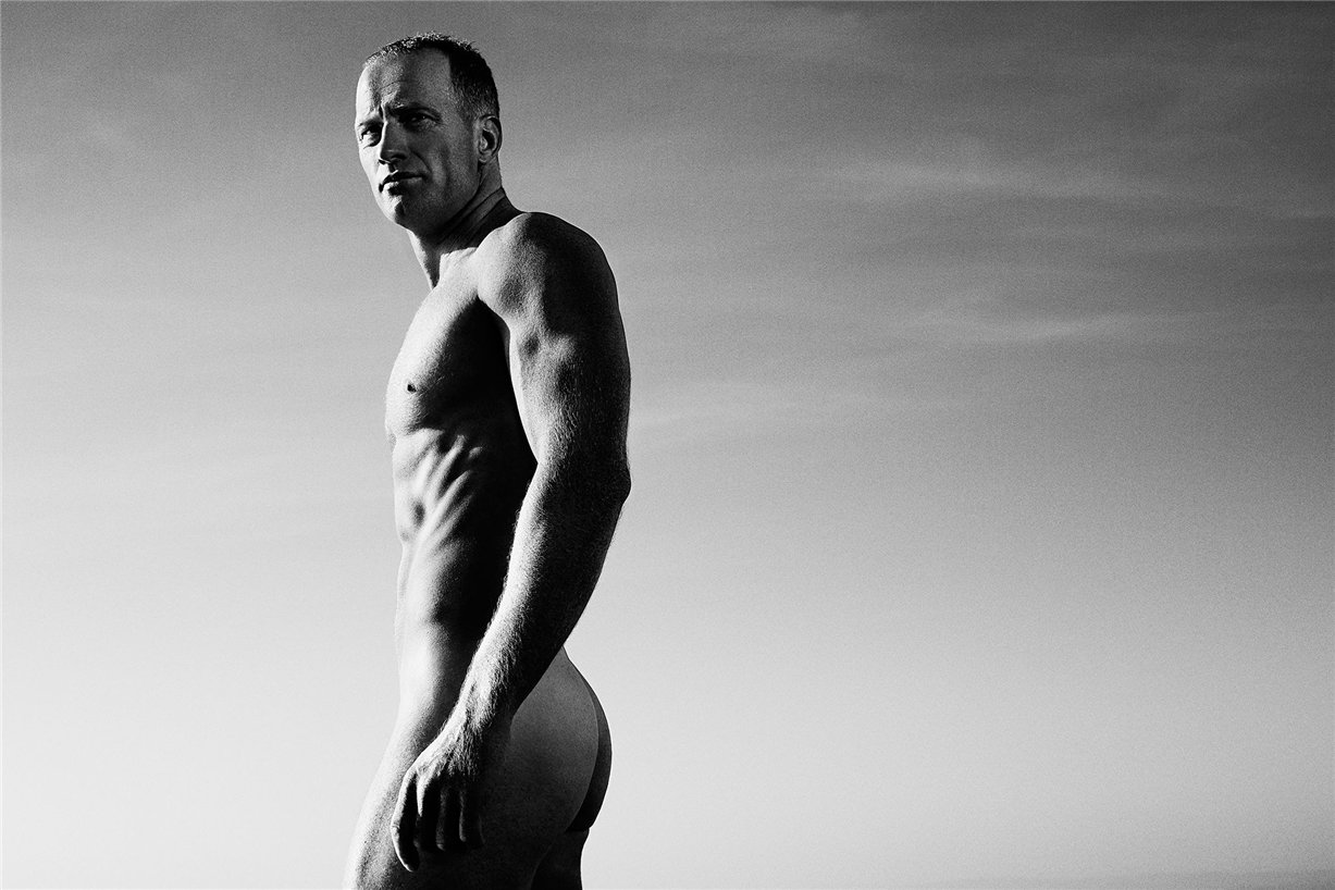 ESPN Magazine Body Issue 2014 - Jimmy Spithill / Джимми Спитхилл