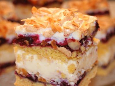 Десерт «Пани Валевская»
