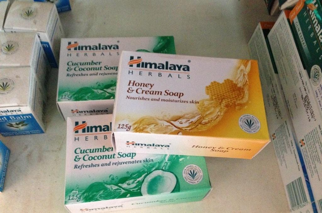 Мыло Himalaya