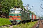 Электровоз ВЛ10-1341 с поездом