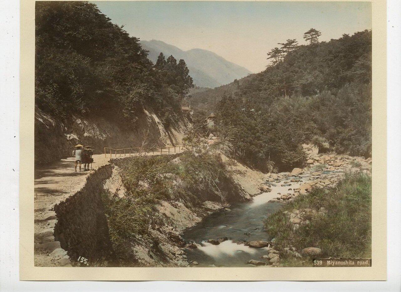 Дорога Матсушима