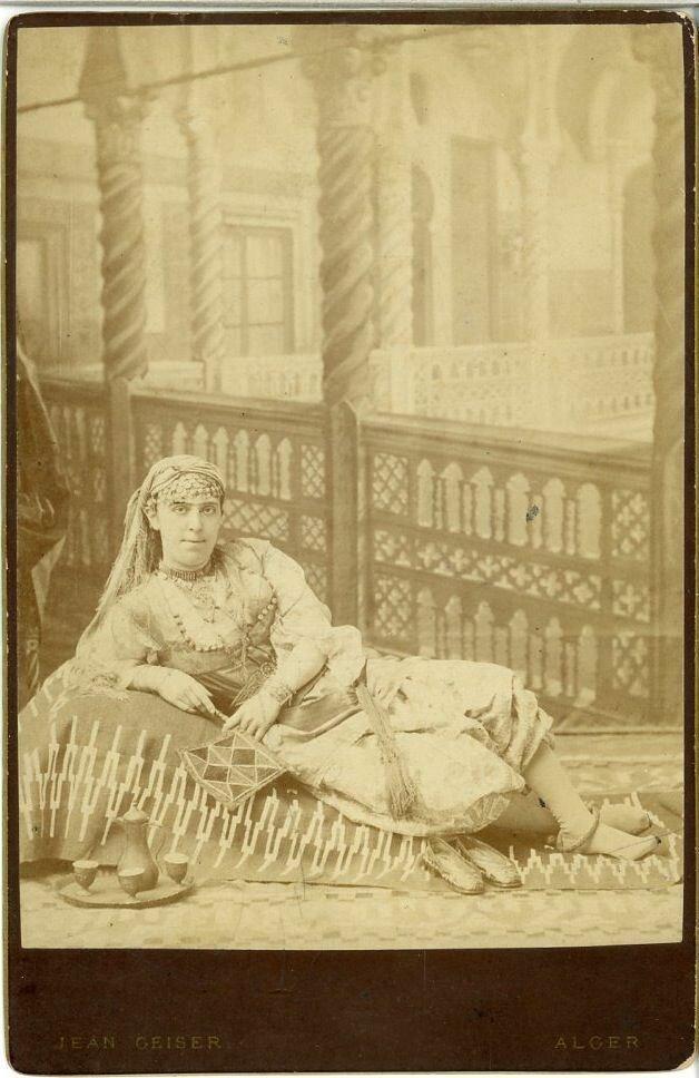 Алжирка. 1898