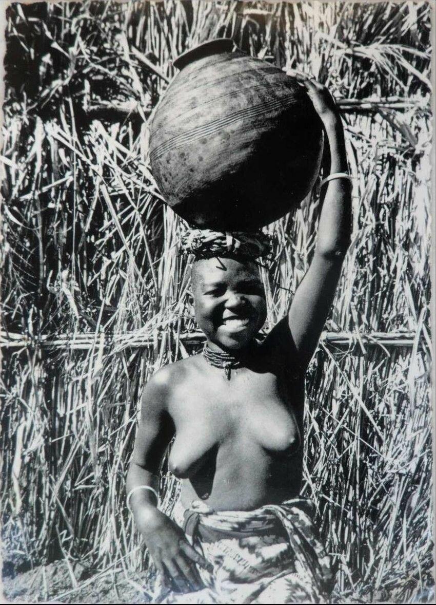 1950. Бельгийское Конго