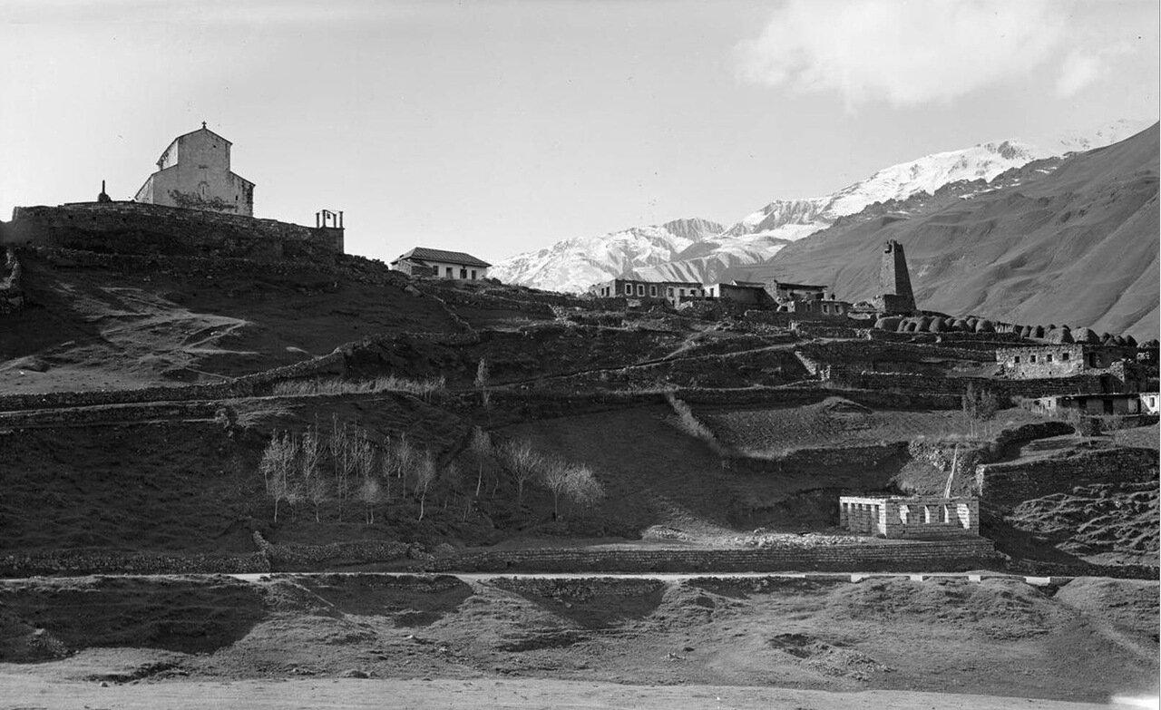 Село Казбеги