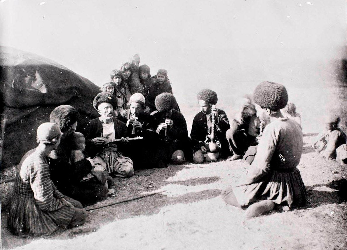 Персидские музыканты