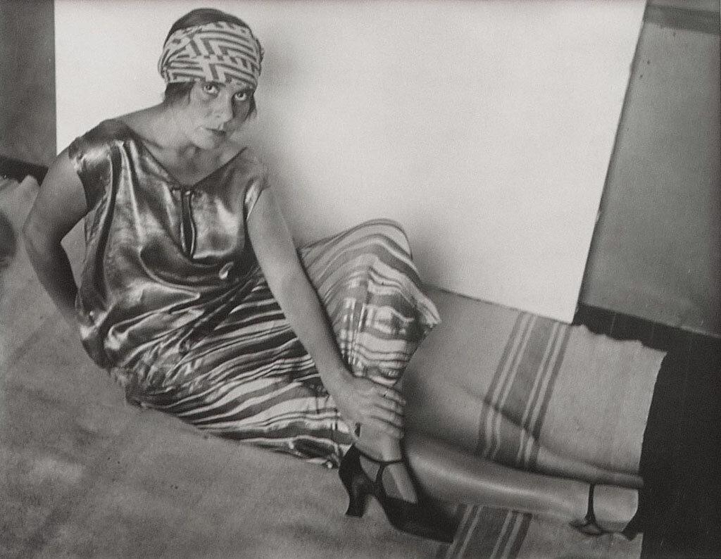1920-е. Портрет Лили Брик