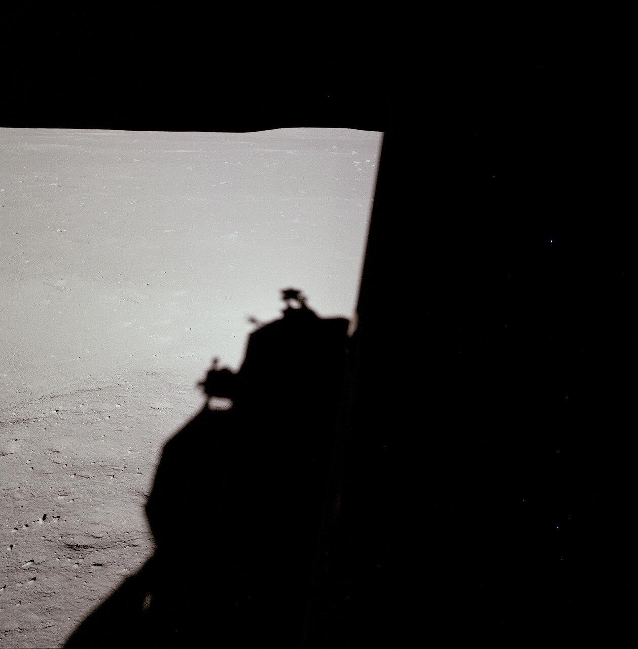 Снижение Лунного модуля
