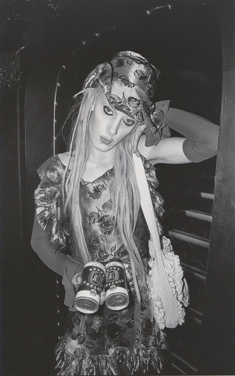 1985. Марк, клуб «Табу»
