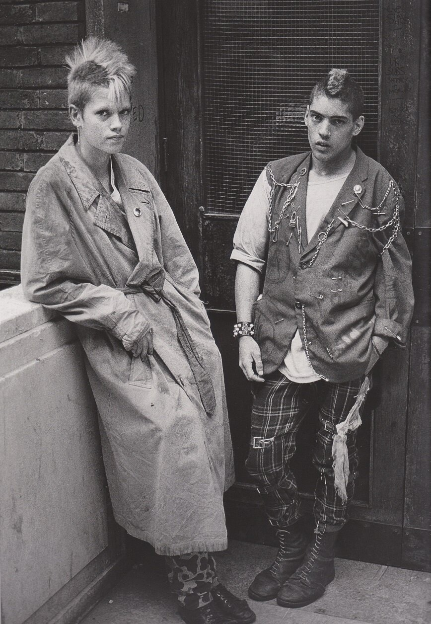 1980. Лестер-сквер