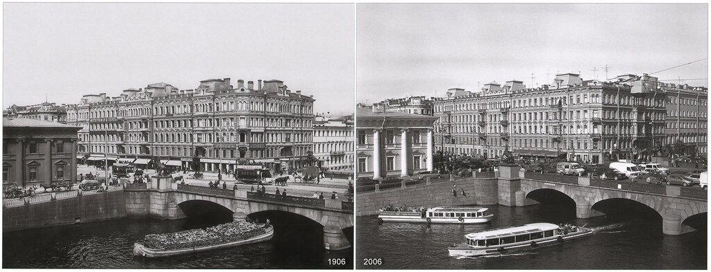 Аничков мост (1906-2006)
