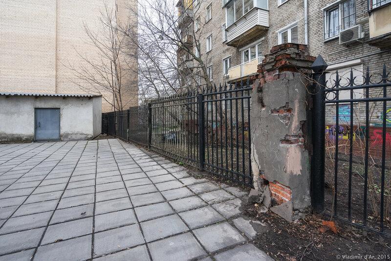 Московское подворье Свято-Троицкой Сергиевой Лавры.