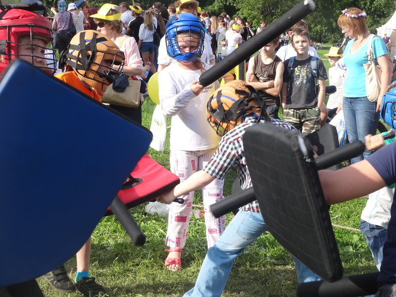 Детский_праздник, фестиваль славянского искусства в Коломенском