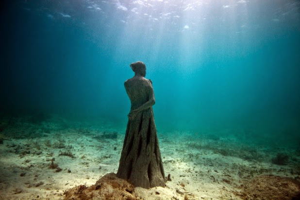 Underwater sculpture, Jason Decaires Taylor0.jpg
