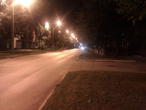 Пустая дорога