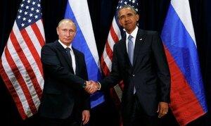 В Нью-Йорке прошла встреча Владимира Путина и Барака Обамы