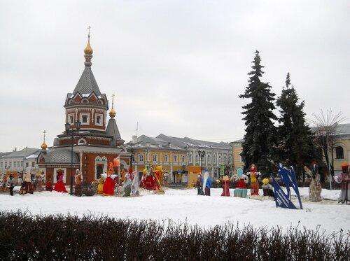 Часовня А. Невского
