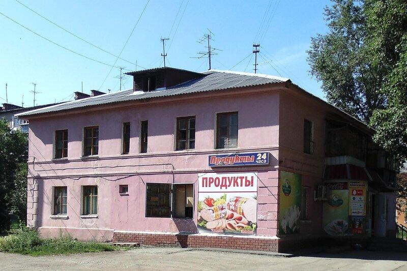 Ул. Аптечная, 3