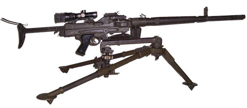 Пулемёт Arme automatique transformable modèle 1952 AAT-52
