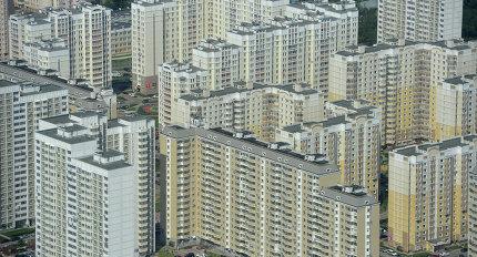 Украинцы арендуют столичное жилье в последний месяц чаще на десять процентов